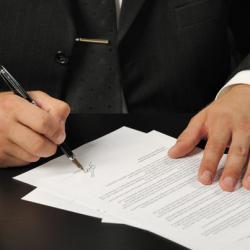 Droit des contrats